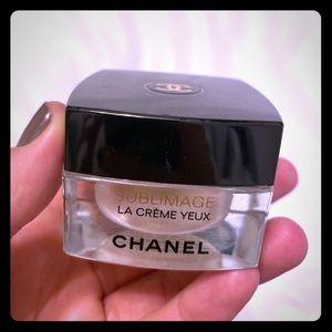 CHANEL Sublimage La Creme Yeux Eye Cream